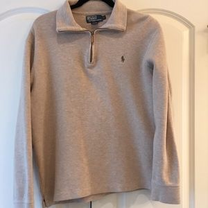 Polo by Ralph Lauren sand col long sleeve